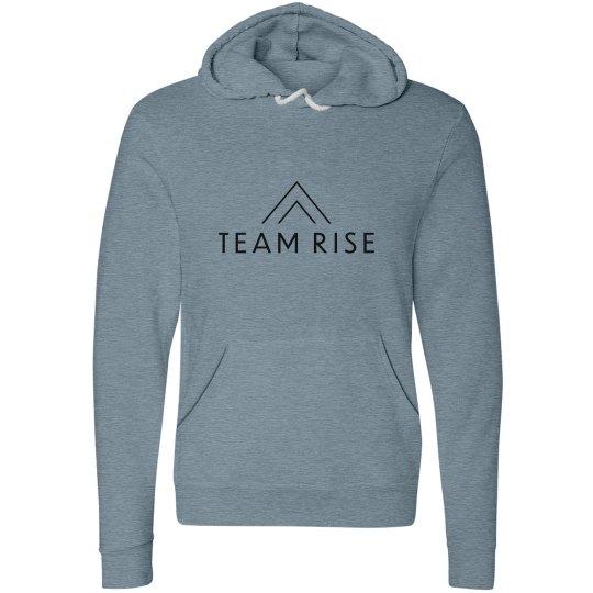 Team Rise Hoodie - Arrows