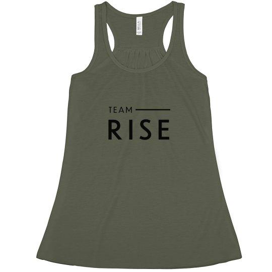 Team Rise Tank
