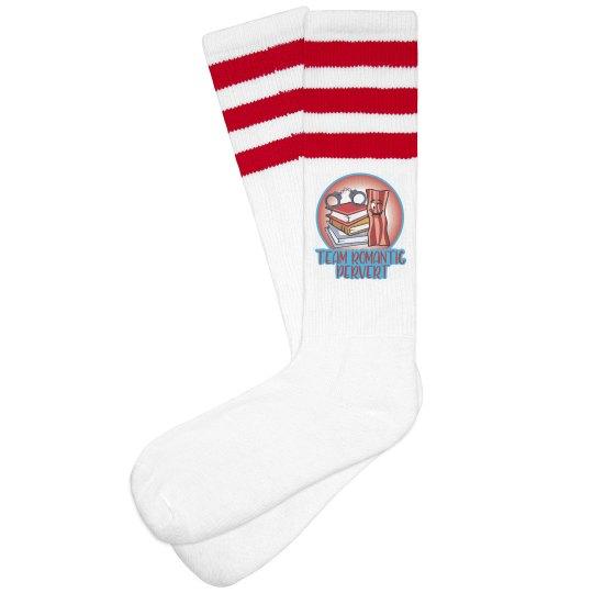 Team Romantic Pervert Socks