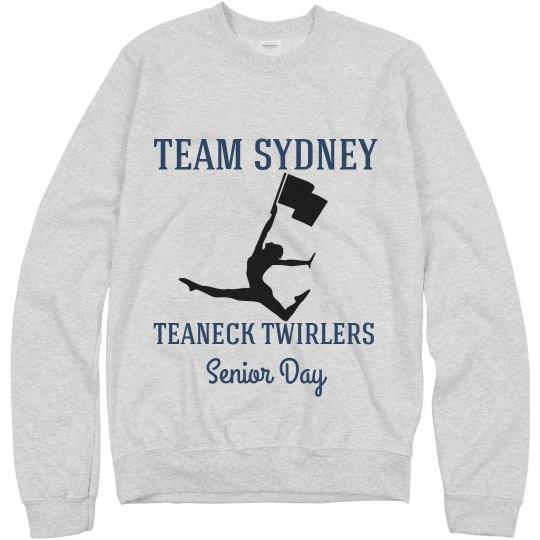 Team Senior Sweatshirt