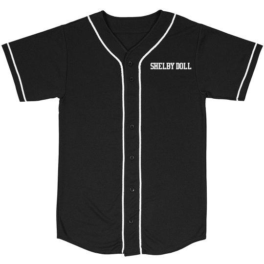 team shelby baseball T