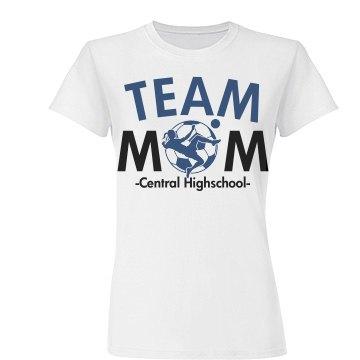 Team Soccer Mom