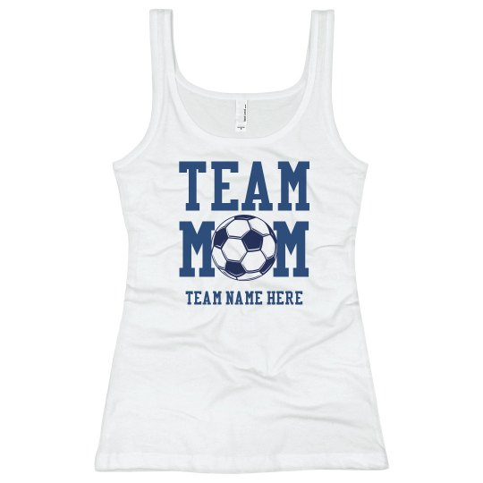 Team Soccer Mom