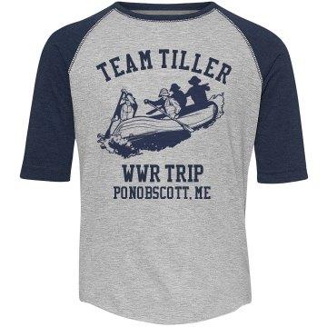 Team Tiller Whitewater