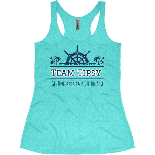Team Tipsy Tank
