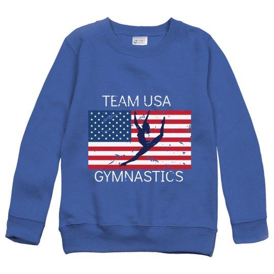 Team USA Gymnastics Women