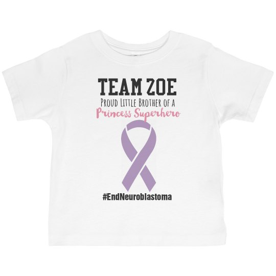 Team Zoe Toddler