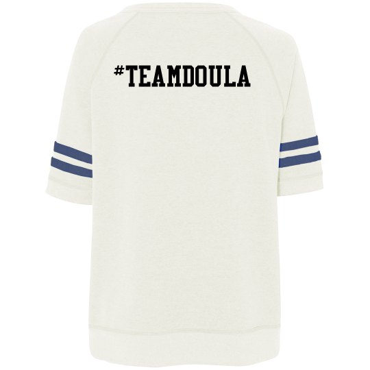 #TeamDoula Jersey Sweats
