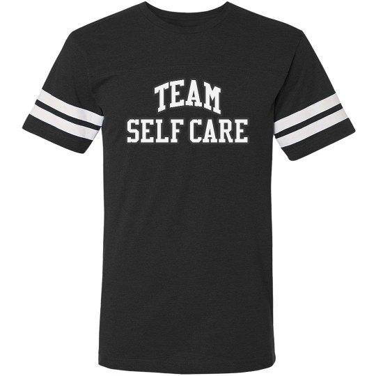 #teamselfcare