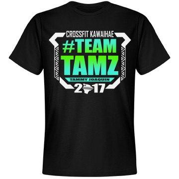 #TeamTAMZ - Shirt