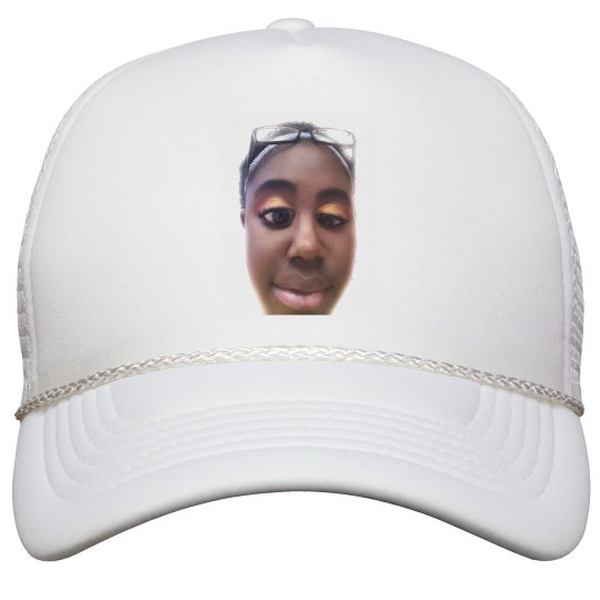 TEATEA DEFORMED HEAD HAT