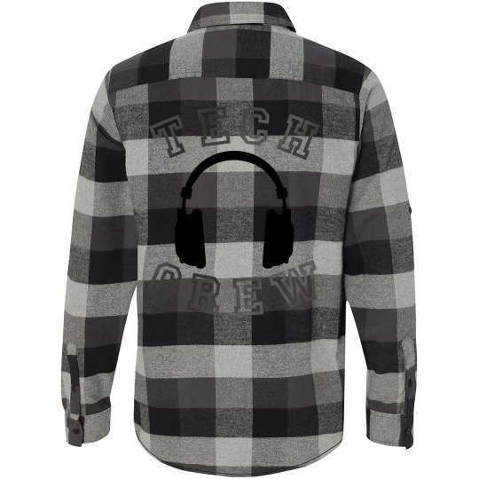 Tech Crew Flannel