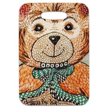 Teddy Bear Tag