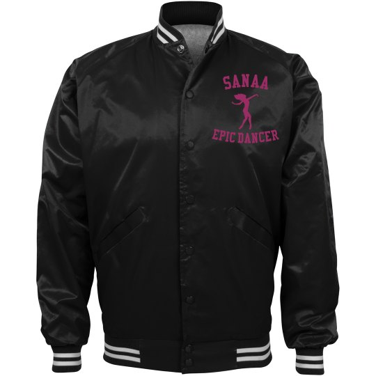 TEEN/ ADULT BASEBALL JACKET