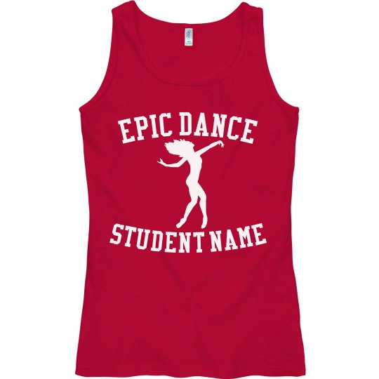TEEN/ ADULT HIP HOP TANK TOP