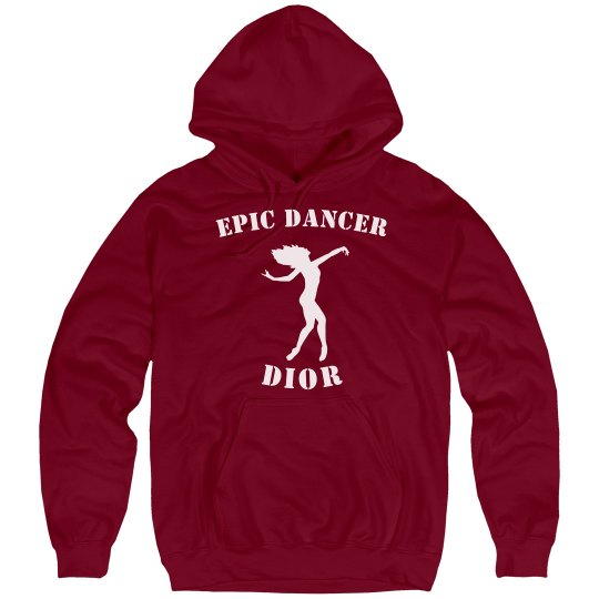 TEEN/ ADULT SIZE PULLOVER HOODIE