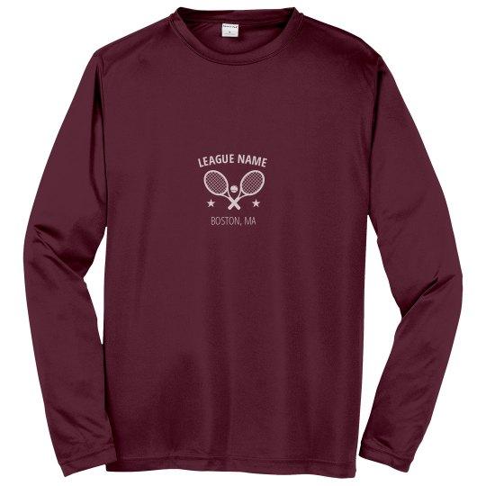 Tennis League Custom Performance