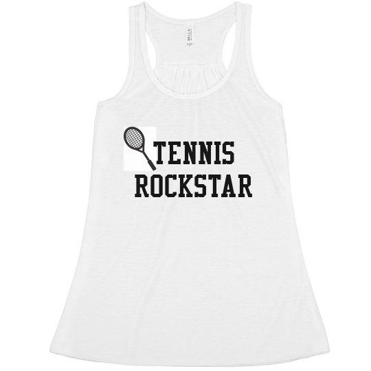 Tennis Rockstar The Jo Jo