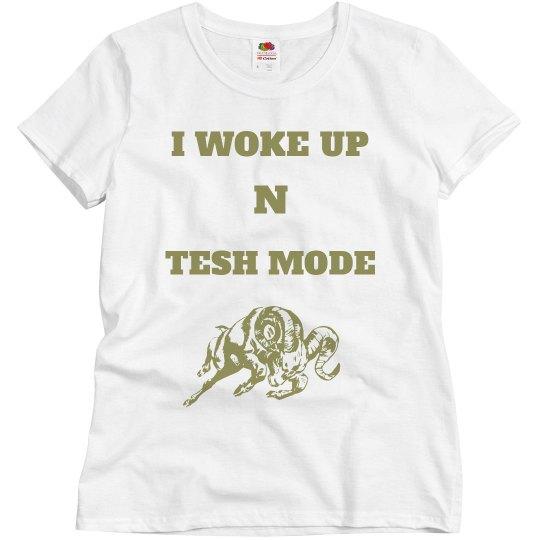 Tesh mode aries shirt olive