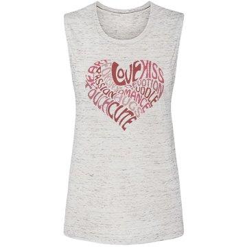 Text Love Heart