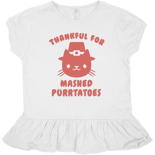 Thankful For Thanksgiving Purrtatoes