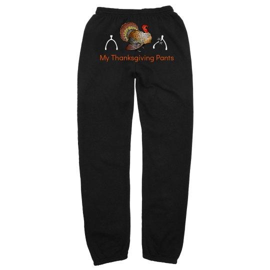 Thanksgiving Sweatpants