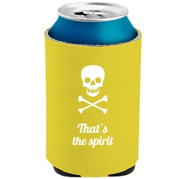 That's the Spirit can - neon
