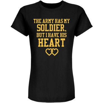 The Army Has My Soldier
