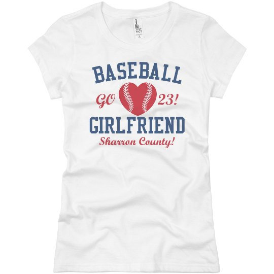The Baseball Girlfriend