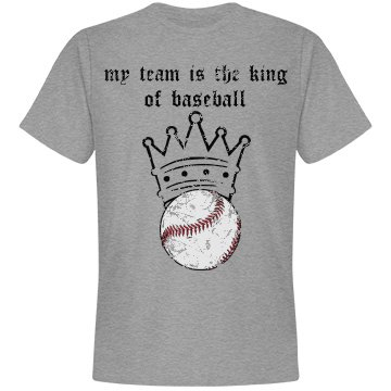 the baseball king