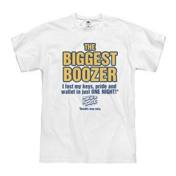 The Biggest Boozer Mens