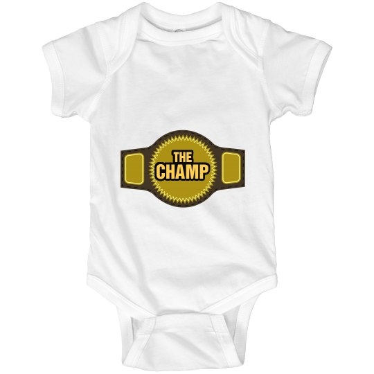 The Champ Infant Bodysuit