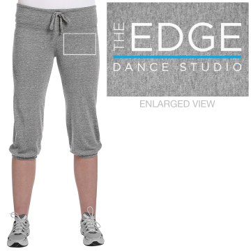 The EDGE Jersey Crop Pant
