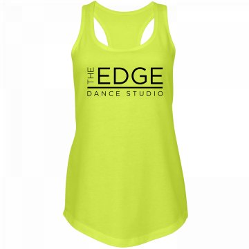 The EDGE Racerback Tank