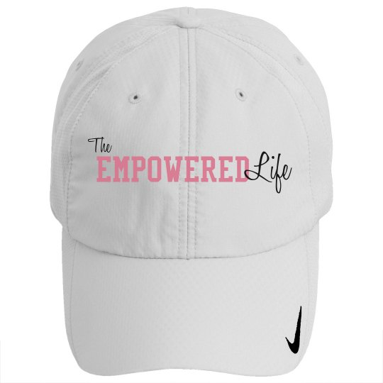 The Empowered Life logo Nike Hat