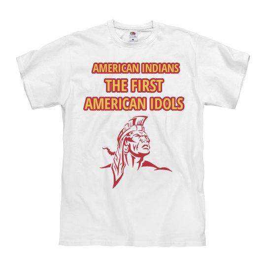 THE FIRST AMERICAN IDOLS