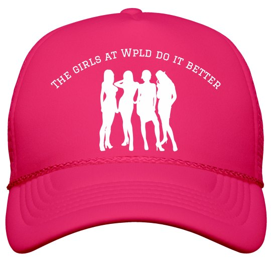 The girls at Wpld do it better