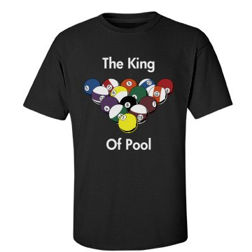 The king of pool