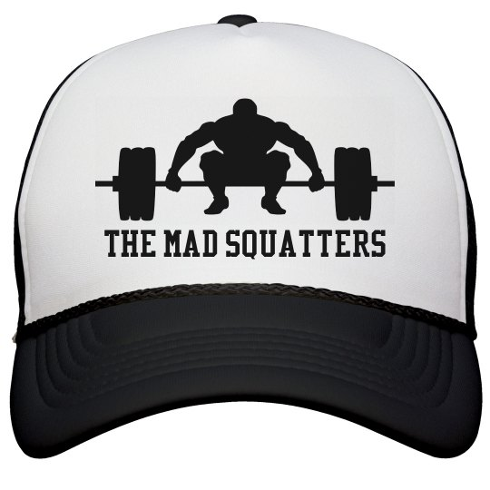 The Mad Squatters Hat - Men