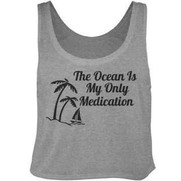The Ocean Is My Only Medication