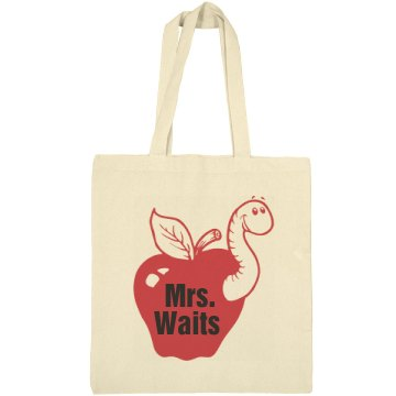 The Perfect Teacher Tote
