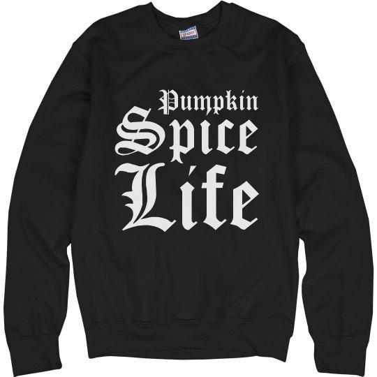 The Pumpkin Spice Life