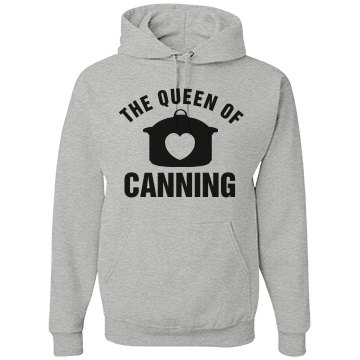 The Queen of Canning