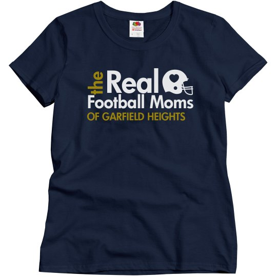 The Real Football Moms