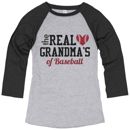 The Real Grandma's Of Baseball