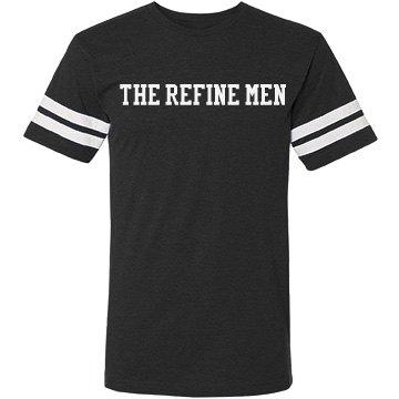 The Refine Men tm  TShirt