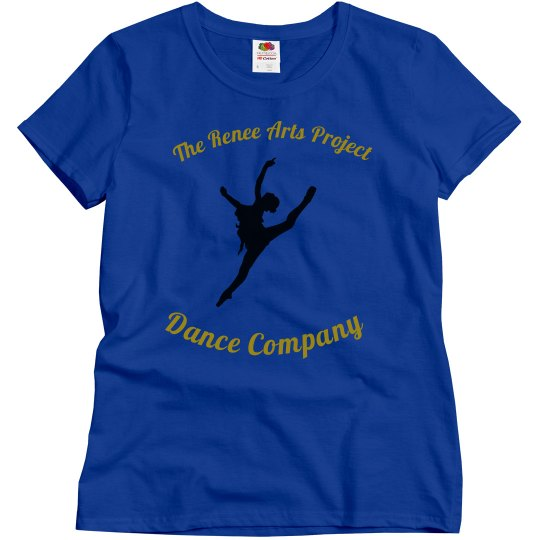 The Renee Arts Project Dance Shirt