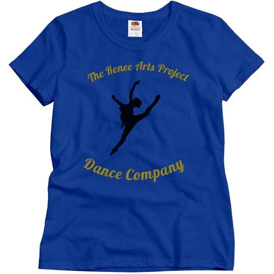 The Renee Arts Project Dance Shirt