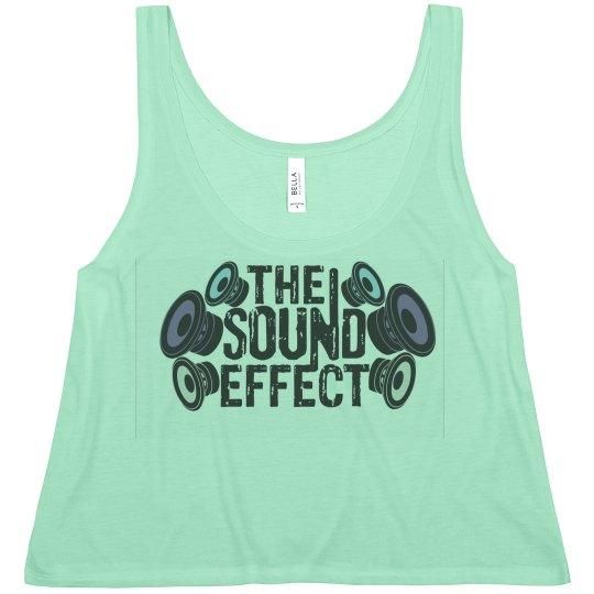 The Sound Effect Crop Top