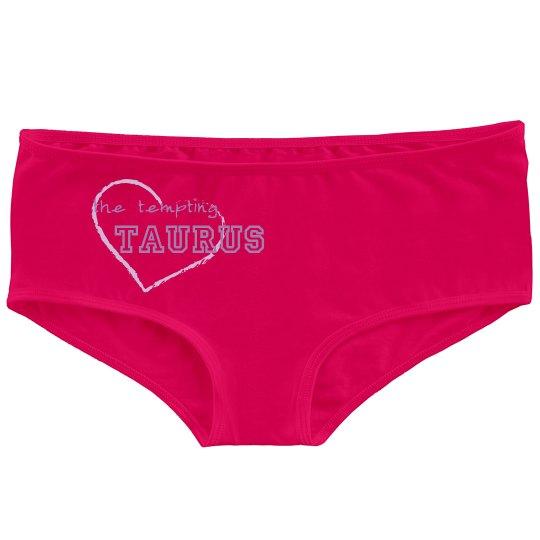 The Tempting Taurus Underwear